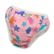 Imse Vimse Swim Nappy - 'Sea animal'  - Pink  - SMALL